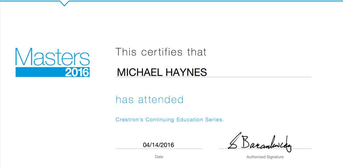 michael haynes essay 2